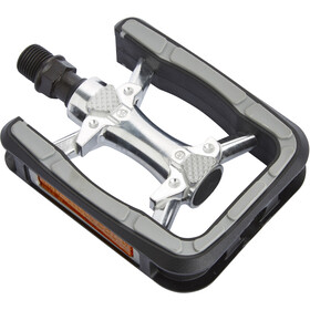 Cube RFR Comfort Pedals CMPT, black/grey